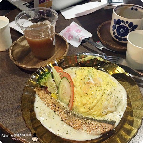 ▌食記 ▌台北大安。信義安和站|東西不錯吃的米屋咖啡/有wifi/不限時【IPHONE食記】