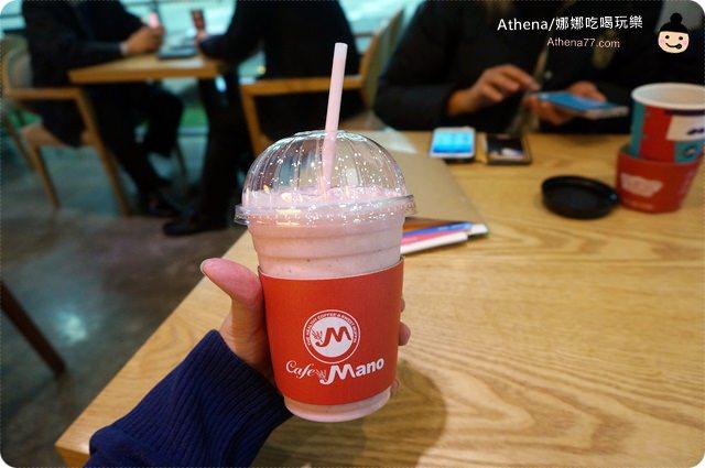 韓國 ▌首爾自由行 : 首爾站咖啡廳 Cafe Mano카페마노 #2014冬遊首爾(25)