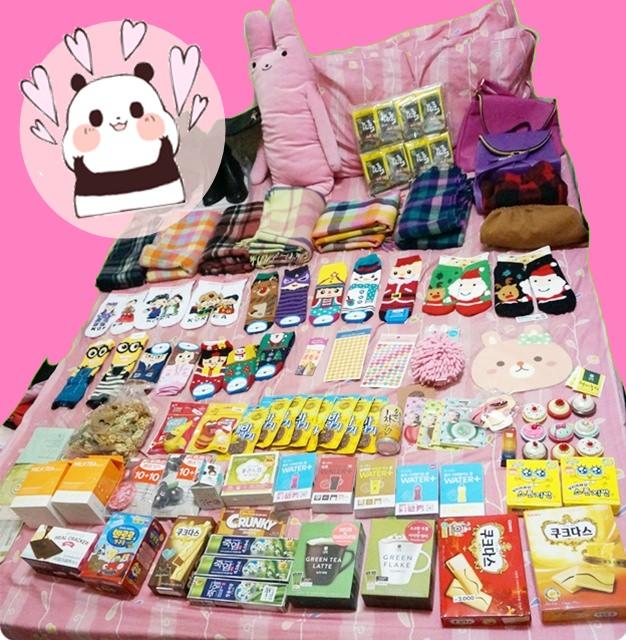 ▌韓國 ▌2014!冬遊,首爾(29)。首爾好買戰利品 / 包包鞋子、滿滿的食物List