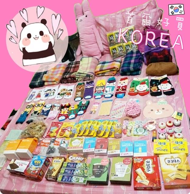韓國 ▌首爾好買戰利品 / 包包鞋子、滿滿的食物List #2014!冬遊首爾(29)