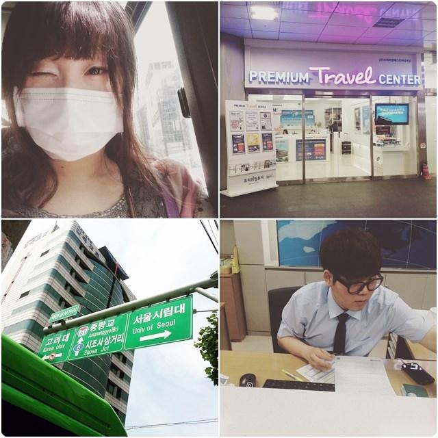 ▌韓國 ▌韓國 ▌LIVE!首爾生活實況(1)。首爾市立大學語學堂 / 週記Week 1