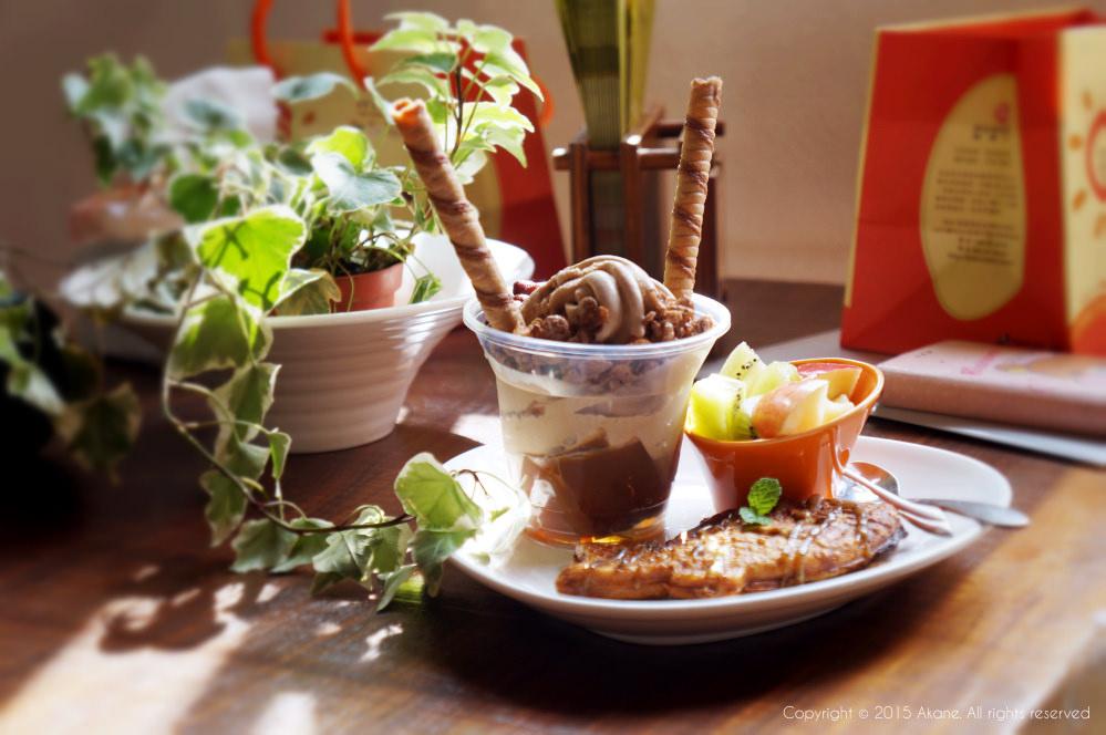 【小倩專欄】南投日月潭。和菓森林紅茶莊園 台灣特色紅茶料理、下午茶
