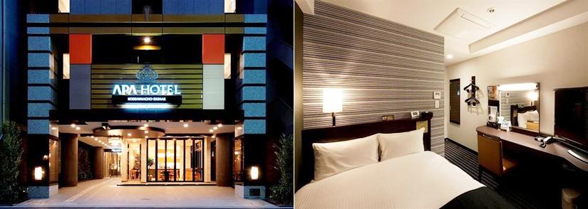 日本-東京-APA飯店