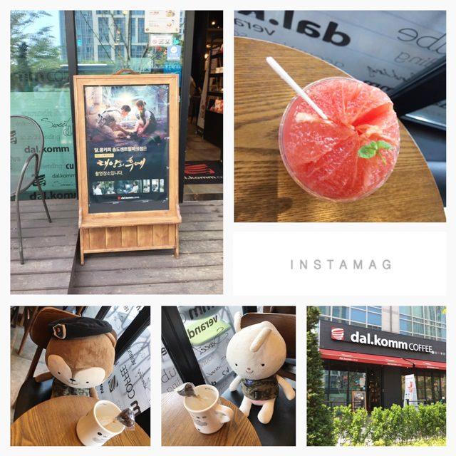 韓國 ▌2016!京畿道 仁川自由行 太陽的後裔拍攝地+美食景點連線Day1