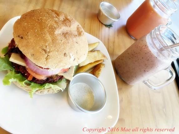 Mae專欄 ▌台北食記 古亭站 : oh cha cha自然食 Taiwan-Food Vegetable
