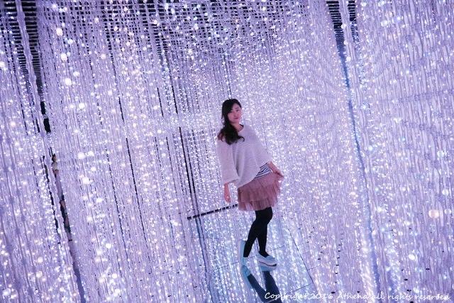 台北 ▌展覽心得:TeamLab: 舞動!藝術展 & 學習!未來の遊園地