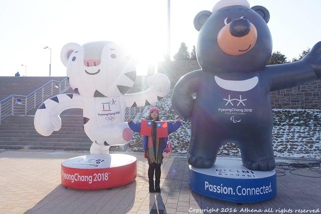 韓國 ▌江陵 Gangneung Ice Arena 강릉아이스아레나 看短跑競速滑冰測試賽