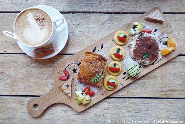 台北 ▌信義安和 : 舒服生活Truffles Living 適合拍照的輕食咖啡廳/Wifi/不限時
