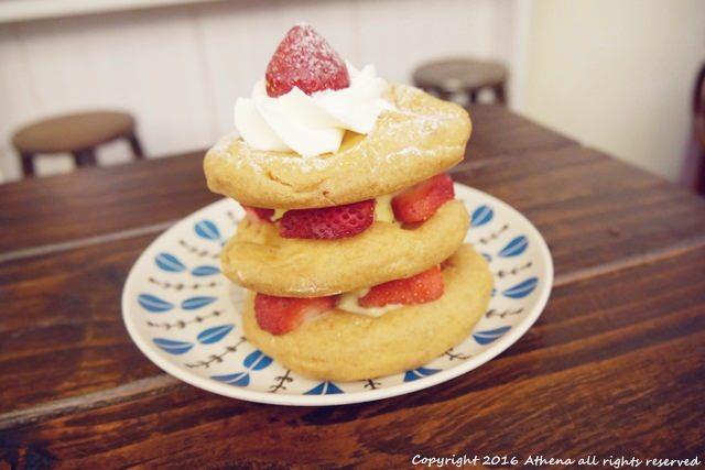 台北 ▌台電大樓 : 少女心大發的Bonnie sugar 草莓塔與水果蛋糕/WIFI