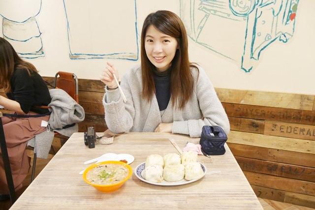 台北 ▌行天宮站 : 老哥水煎包 錦州街 有超酷的豆腐水煎包 共有四種口味 超特別