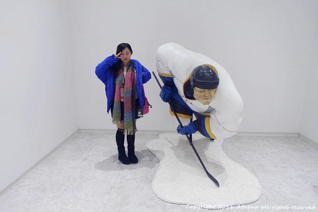 韓國 ▌2018平昌冬季奧運宣傳館평창동계올림픽홍보체험관 好多東西可玩