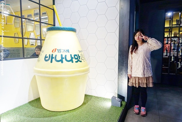 韓國首爾 ▌東大門香蕉牛奶咖啡廳 YELLOW CAFE옐로우카페 #內有20%優惠