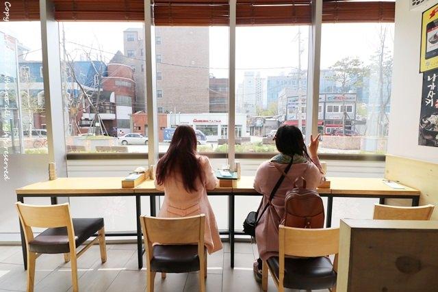 韓國首爾 ▌韓劇 大力女子都奉順 裡面出現的湯麵店 국수나무 영등포knk점