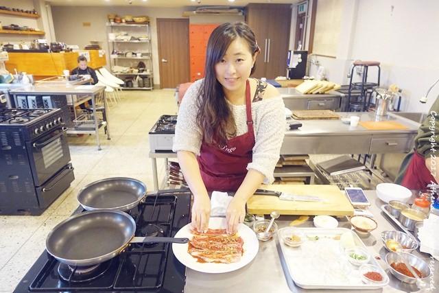 韓國 ▌Ongo Food온고푸드 韓食中級烹飪課程 主題式學習韓式料理 各種烤肉