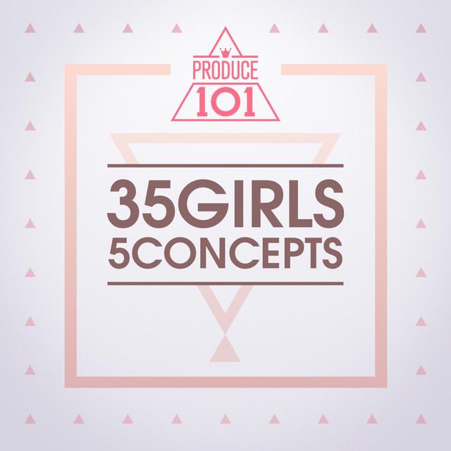 韓綜 ▌Mnet:PRODUCE 101 프로듀스 101  主題評價 콘셉트평가 170602