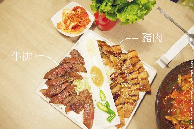 台北食記 ▌雙連站:안녕 安妞韓食館 巷弄內韓國美食 有多款套餐 滿足選擇障礙的朋友