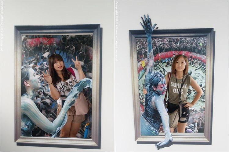 韓國 ▌忠清南道:保寧泥巴博物館/體驗館 보령머드박물관 順到一遊即可 近大川海水浴場