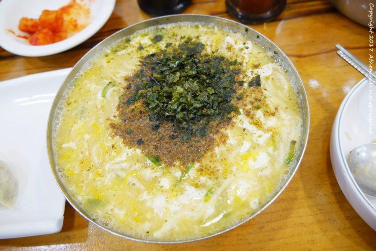韓國 ▌全州韓屋村美食:韓國人氣40年名店 베테랑분식 到全州不吃拌飯吃刀削麵 蔬菜餃