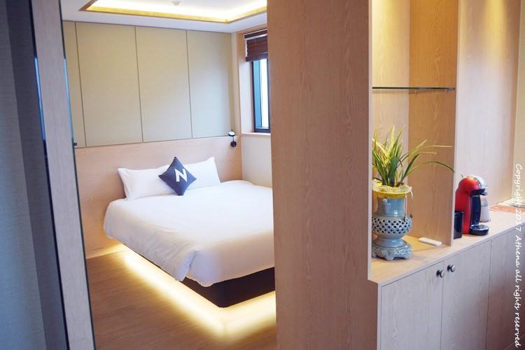 韓國 ▌首爾住宿:東廟站/新設洞 Seoul N Hotel DDM 提供自助歐式早餐 24小時櫃台