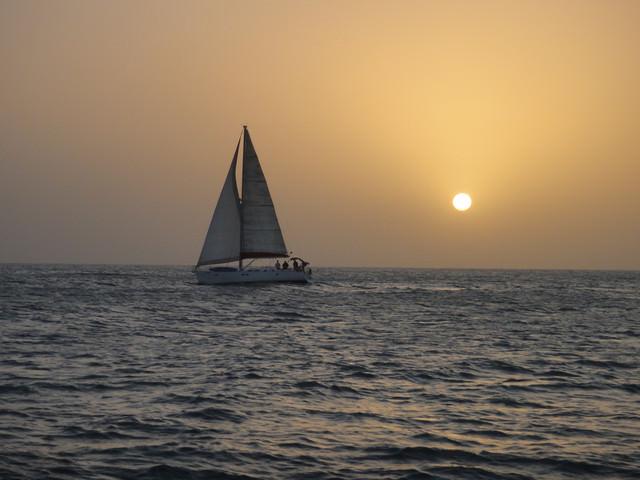 杜拜 ▌ 我乘著船兒出港啦~杜拜航海日記《Iris專欄》
