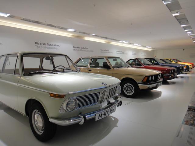 德國 ▌慕尼黑。小B的故鄉,BMW 博物館 BMW Museum《Iris專欄》