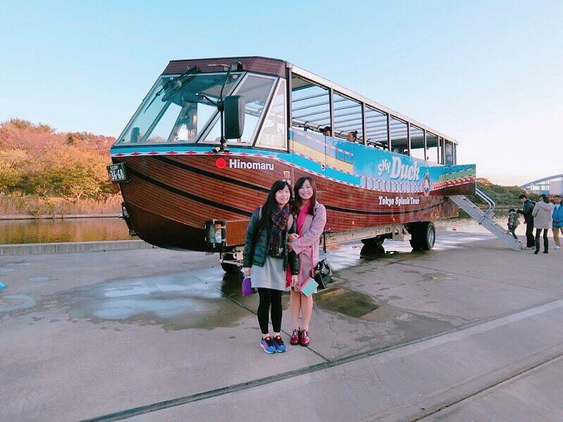 日本 ▌東京旅行三種玩法!東武鐵道周邊散策+水陸巴士Sky Duck+晴空塔夜景Skytree