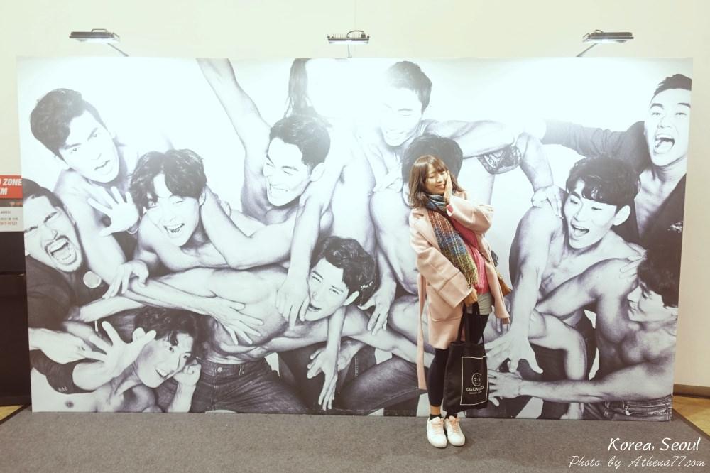 韓國首爾 ▌MR.SHOW 韓國唯一猛男秀- 只有女生才可以看的超嗨表演秀 身材都很厲害