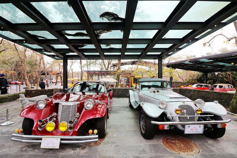 韓國濟州島 ▌世界汽車濟州博物館세계자동차제주박물관 有約翰藍儂愛車Phantom V復刻版 《加小菲專欄》