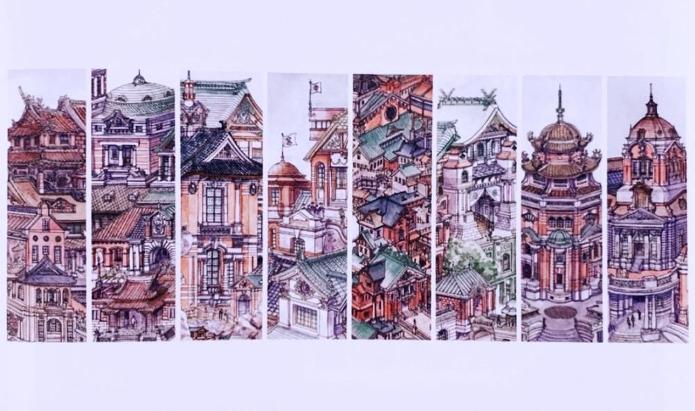 台北展覽 ▌台灣建築的記憶花園・二二八藝文系列 他們的年代 ACEYA