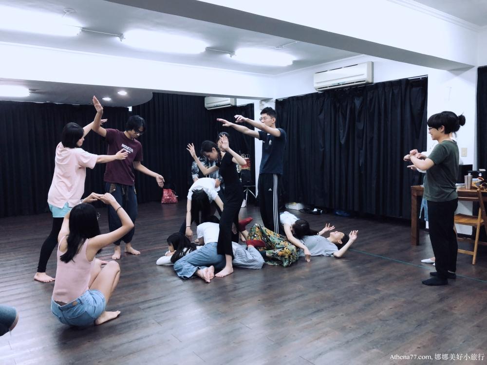 果陀劇場・種子學苑 ▌舞台劇進階表演班 第九堂課 – 經典劇本選段分析和排練