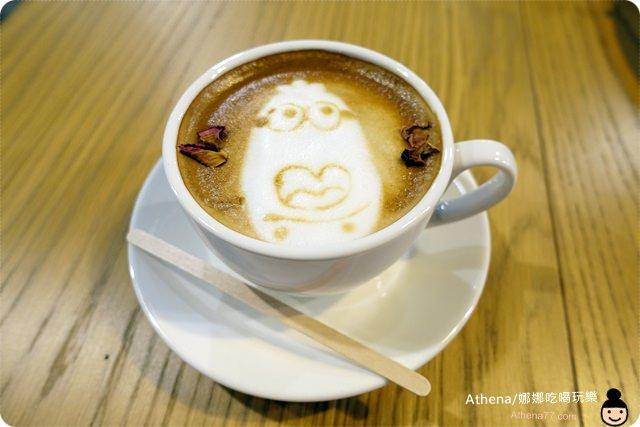 ▌食記 ▌台北大安。公館站|卡通迷必來「片場咖啡」飲品超可愛/有wifi/不限時