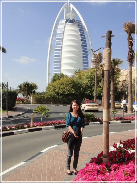 杜拜 ▌帆船飯店下午茶(Sky Tea at Burj Al Arab)–(上) 《Iris專欄》