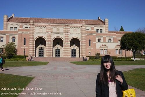 │美國│美西之旅Day8-1:加州大學洛杉磯分校University of California(UCLA)
