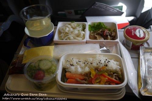 │美國│美西之旅Day1-1:日本航空JAL食記