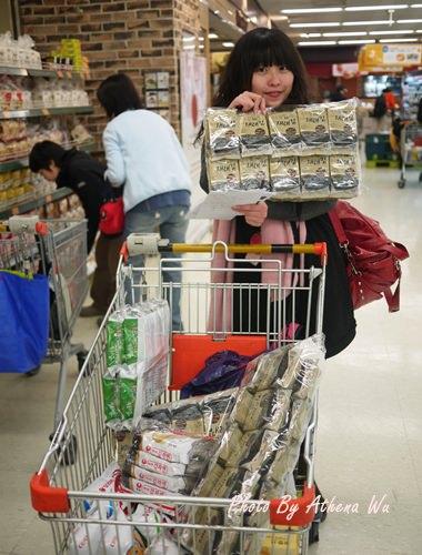 韓國 ▌首爾自由行 : Issac早餐+龍山E-Mart超市價錢大公開