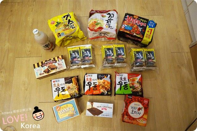 ▌韓國 ▌2014!夏遊,Seoul (37)。 首爾樂天超市(롯데마트서울역) / 採買伴手禮