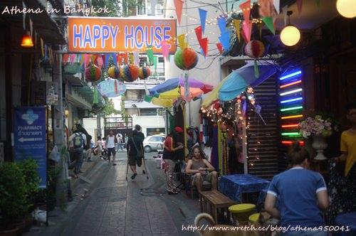 泰國 ▌背包客最愛來的 傳說中的考山路Khao San Road