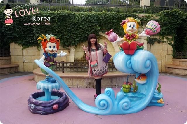 韓國 ▌京畿道景點。愛寶樂園에버랜드 白天 VS 夜晚的遊行 #推薦必看