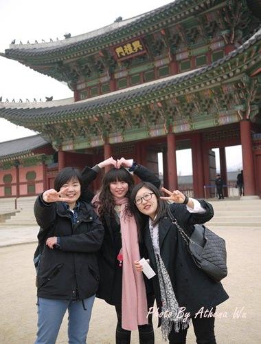 韓國 ▌首爾自由行 : 景福宮散步一百次都ok  #2011首爾旅行(5)