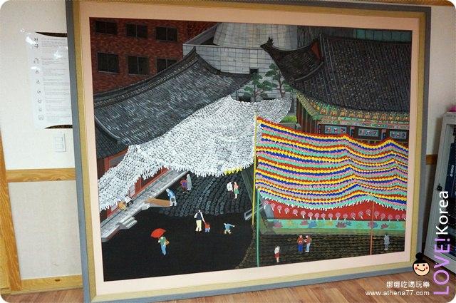 韓國  Templestay