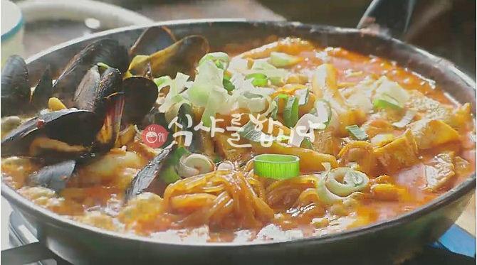 韓劇 ▌一起吃飯吧 식샤를 합시다 劇中餐廳 박군네즉석떡볶이【EP4】