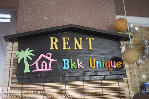 泰國 ▌小而美的民宿Modern sweet home BKK Unique