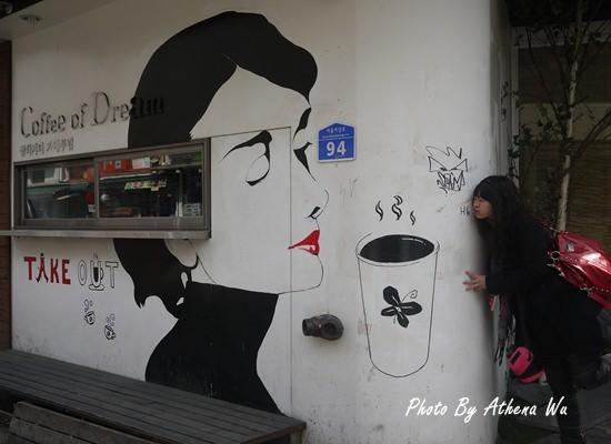 韓國 ▌首爾自由行 : 弘益大學홍익대학교(街拍) #2011首爾旅行(24)