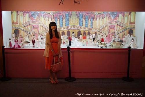 │旅行│台北。松山文創園區:芭比時尚寶盒Barbie Fashion Box❤