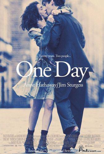│電影│One Day。這真的不是愛情喜劇 ( IMDb 7.0分) ♥