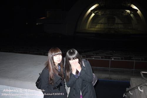 │美國│美西之旅Day5-3:好萊塢碗露天音樂廳(Hollywood Bowl)
