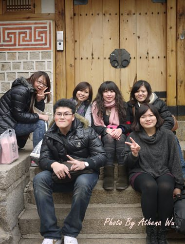 韓國 ▌首爾自由行 : 漫步在北村與三清洞(上)  #2011首爾旅行(6)