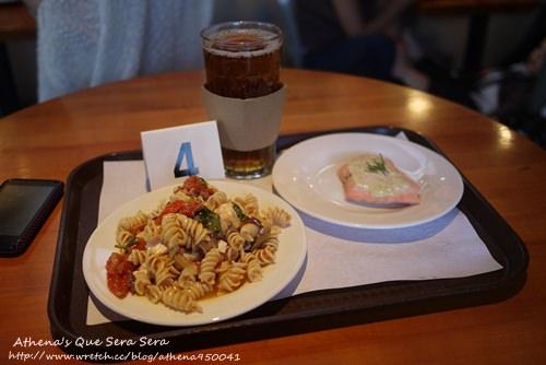│美國│美西之旅Day1-3:LA洛杉磯食記。The Rose Cafe