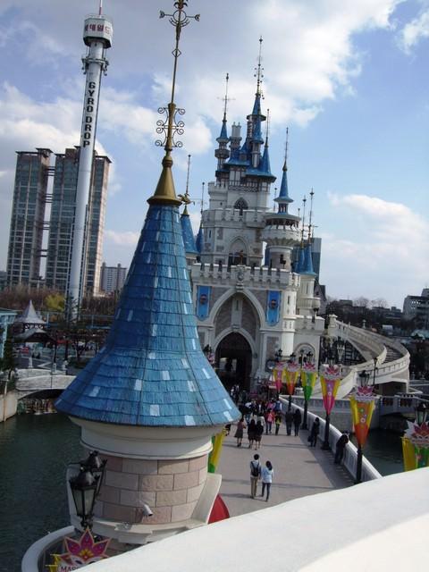 韓國首爾 ▌樂天世界Lottle World-(下)