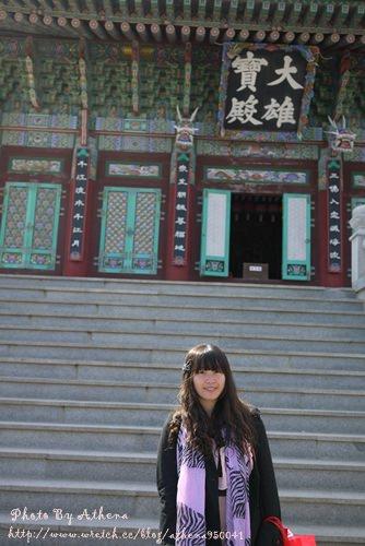 韓國 ▌釜山自由行 : 海東龍宮寺해동 용궁사 在海邊的超漂亮寺廟 超推薦!